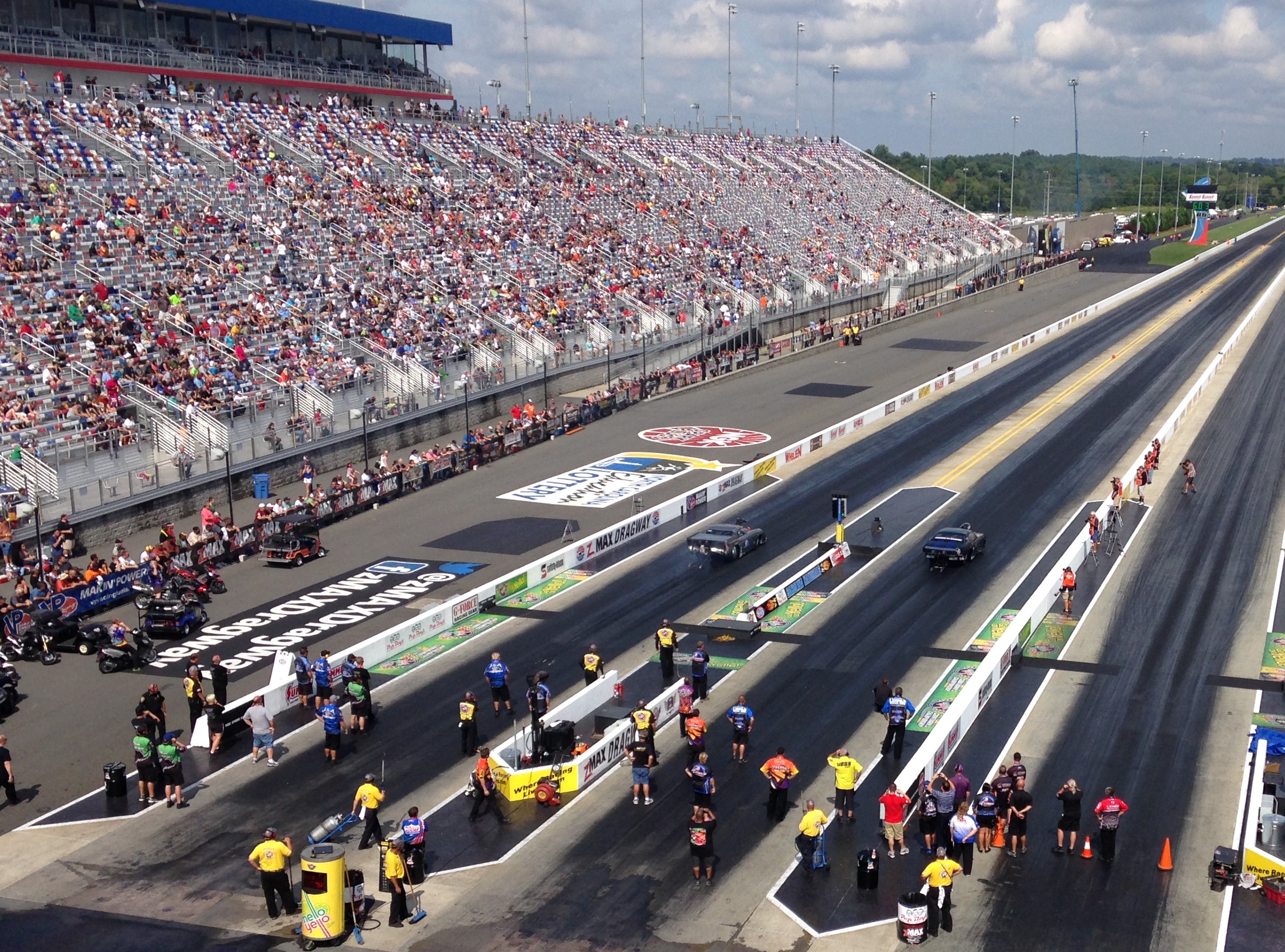 Concord n c where racing lives this girl travels for Charlotte motor speedway drag racing