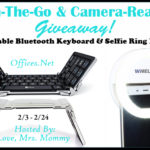 On-The-Go & Camera-Ready Giveaway!