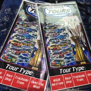 NASCAR tour tickets