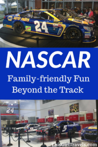 NASCAR Family Friendly Fun